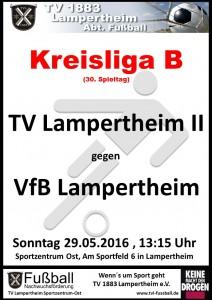 Plakat TV Lampertheim 2015_2016_TVL II