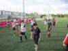 Die C-Jugend beim Blindenfussball
