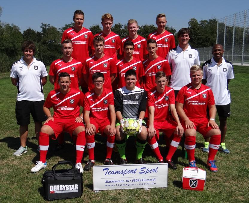 Tv Lampertheim Fussball A Jugend Im Pokal Weiter
