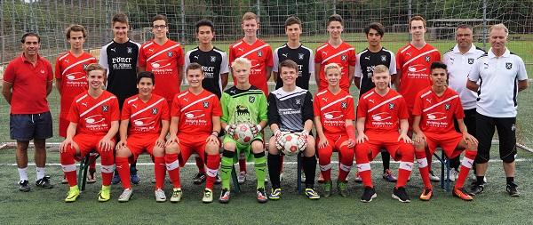 Tv Lampertheim Fussball Abschluss B Jugend