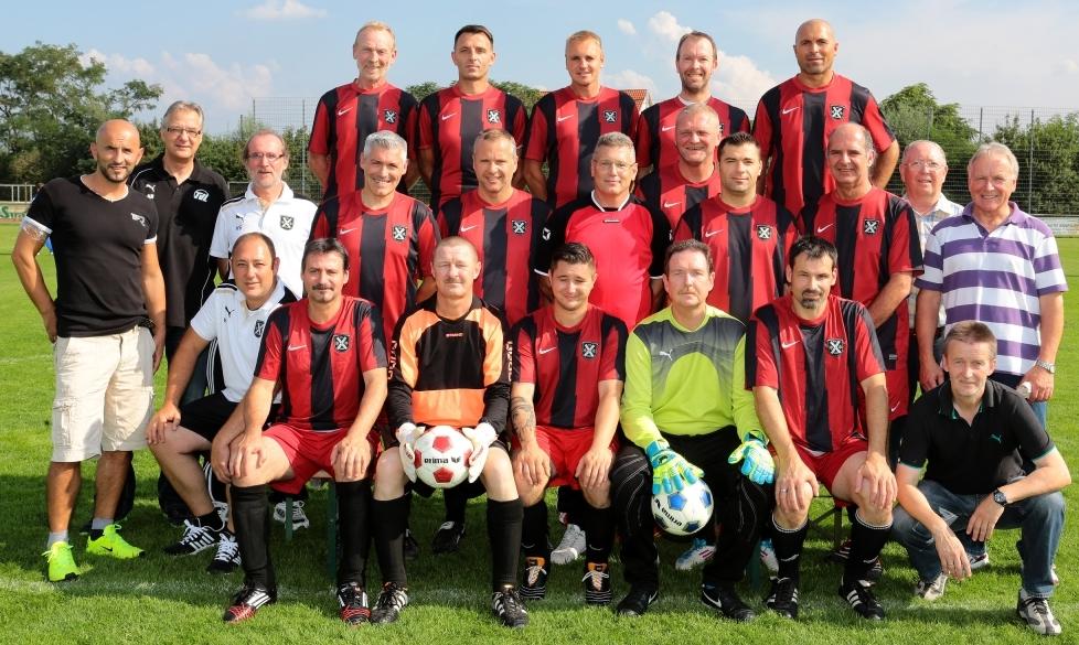 TVL SOMA-Mannschaft Saison 2014/15