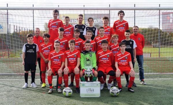 Tv Lampertheim Fussball Tvl Hallen Cup Der C Junioren